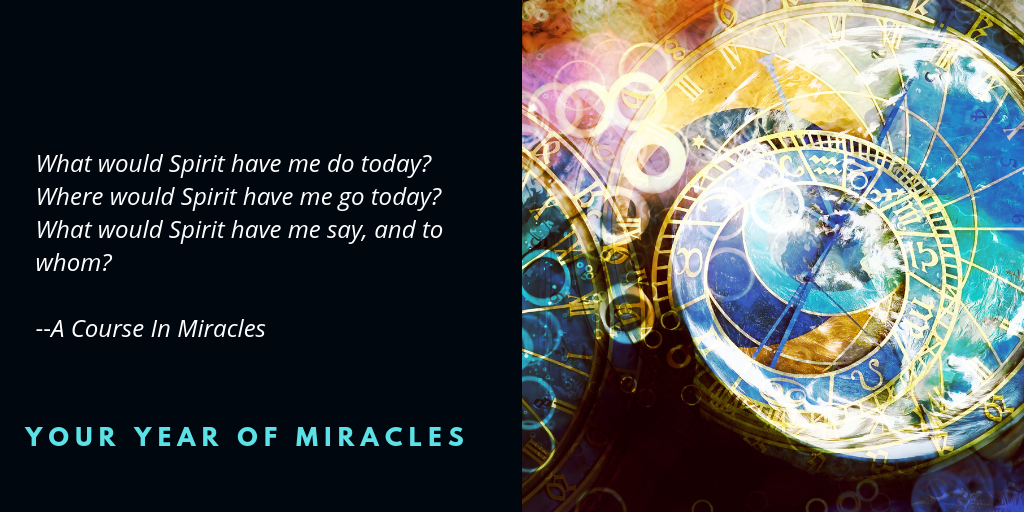 The Miraculous Power of Trust