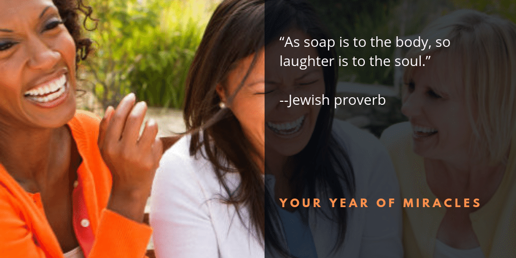 The Miracle of Laughter